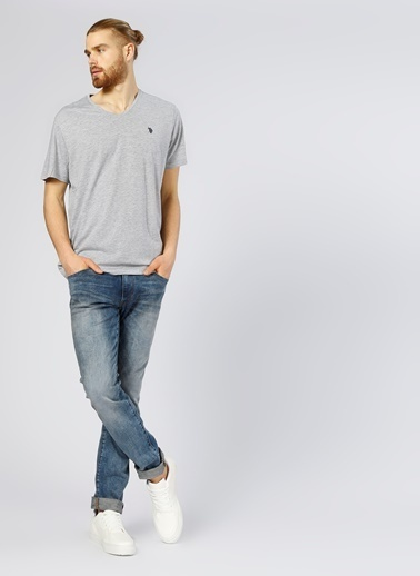 Lee&Wrangler Klasik Pantolon Mavi
